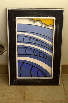 Surf Art. Aloe likes it !