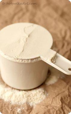 """""""DIY Cake Flour"""""""