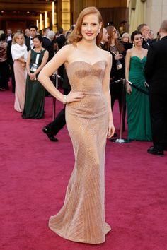 Oscars Fashion 2013 – Oscars 2013 Best Dressed Celebrities