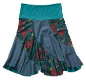 Joyful Jersey Skirt