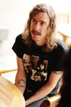 Mikael Akerfeldt (Opeth) - self proclaimed musical genius, but I can't find anyone better