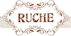 Ruche...Obsessed with Anthroplogie like me, but hate having to apologize to your wallet every time you empty it on ONE shirt? I found Ruche...it's an online store that looks a lot like Anthropologie, without the hight price tag! You're SOOOO welcome :)