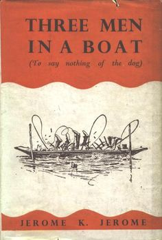 The Inspiring Stories Behind 15 Classic Novels | Paul Anthony Jones Three men in a boat