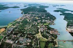 Mariehamn, Åland http://www.visitaland.com/fi/hyva-tietaa/maarianhamina/