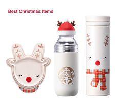 Starbucks KOREA Christmas Best Christmas Items waterbottle thermos plate set #Starbucks