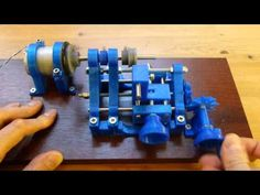 Printed lathe parts online | Tiny gadgets