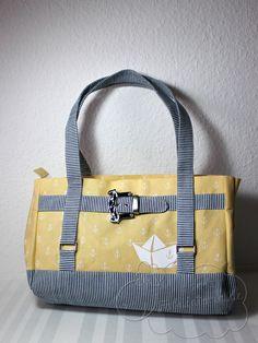 lillesol & pelle Schnittmuster/ pattern: Tasche Lillesol