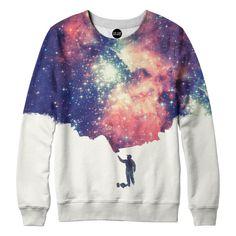 Painting The Universe Sweatshirt