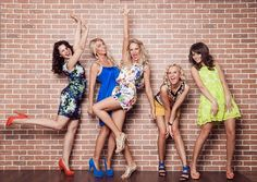 'The Hen Party': an experience that you have little control or no control over. Here are the top 5 concerns every shares about their impending hen dos… Hen Party Packages, Nye Dress, Ladies Luncheon, Shooting Photo, Do Exercise, Physical Exercise, Victorias Secret Models, Holiday Dresses, Maid Of Honor