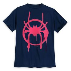 Spider-Man: Into the Spider-Verse Logo T-Shirt for Boys