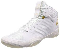 d9b6dc5d0d1 eBay #Sponsored asics wrestling boxing shoes JB ELITE III J702N White / Rich  gold