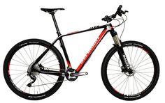 "Stradalli 29er Full Carbon Fiber Mountain Bicycle 29"" MTB. Shimano SLX. MAGURA TS6 Fork. DT Swiss R1600 Spline Wheel Set."