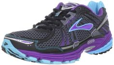 Current shoe of choice: Brooks Adrenaline 12. Shin splints = gone.
