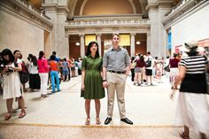 Homy and Michael at the Metropolitan Museum in NYC! Sign up now! <3 http://www.eharmony.com/sbms/lc/10293?lcid=91156&laid=Apr