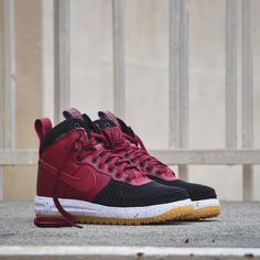 nike air force duckboot red