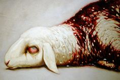One of my favorite artists Micheal Hussar. A little macabre but lovely