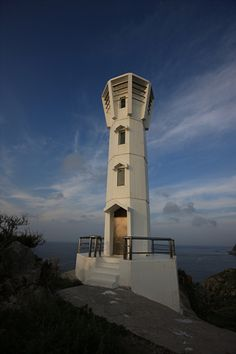 Noksangot lighthouse [2005 - Seodo Island, Geomundo Islands, Wando, South Korea]