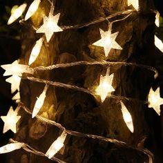 LED Star String Fairy Lighting