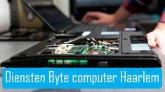 Welke computerdiensten levert Byte Computer Haarlem?