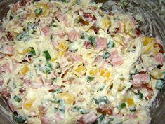 Pupusas   Antukné Ildikó receptje - Cookpad receptek Potato Salad, Bacon, Potatoes, Ethnic Recipes, Food, Potato, Essen, Meals, Yemek