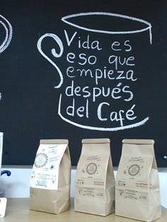 Café de autor. Tostado en pequeños lotes. Grano, Prensa y Expresso. #gorostiagagourmet #regalagourmet