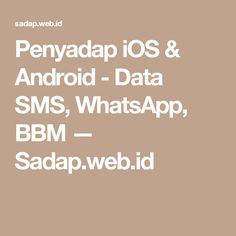33 Best Cara Sadap HP iPhone & Android images in 2017   Android