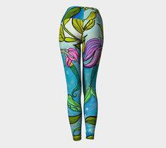 62feedba80ae4d SRT Therapist by Lauren Tannehill Surf Artist, Mother, Healer, Therapy. Mermaid  LeggingsPrinted Yoga PantsWater ...