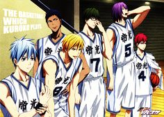 "Which Kuroko no Basuke character is meant to be YOUR partner? ;) Thank you to ""Of Butterflies and Clovers"" who translated this quiz from the actual KnB Databook! Take it here: http://yefione.tumblr.com/post/27309845463/kiseki-no-sedai-compatibility-diagnosis I got Ryouta Kise, which I expected. -w- We're so alike, I would've been surprised if we WEREN'T meant for each other."