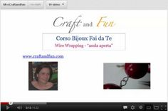 Video tutorial Corso Bijoux DIY: asola aperta