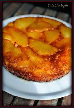 tarta tatín de piña tererecetas las recetas de tere 02