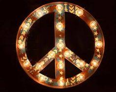 Hippie peace freaks