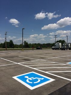 865-680-9225 Parking Lot Striping Pavement Marking Tech. Knoxville TN - Pigeon Forge TN