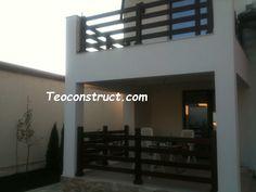 Balustrade din lemn pentru exterior  09 Home Decor, Decoration Home, Room Decor, Home Interior Design, Home Decoration, Interior Design