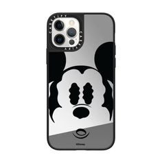 The CASETiFY x Disney Monochrome Collection is Retro and Fun! Iphone Pro, Iphone Cases, Mickey Silhouette, Disney Phone Cases, Adventures By Disney, Macbook Pro Case, Cute Cases, Disney Style, Tech Gadgets