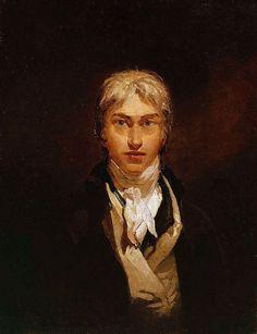 1799, William Turner - Selfportrait
