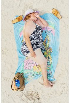 Tadao Cern - Sunbathers in Lithuania