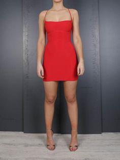 aym studio collection presents this halter neck mini dress