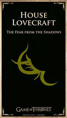 O medo das sombras.
