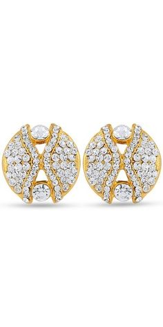 luxurious & Floral Collection In Precious Jewellery of Earrings In Silver