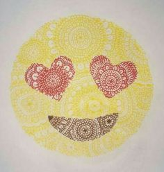 Smile World Loves emoji