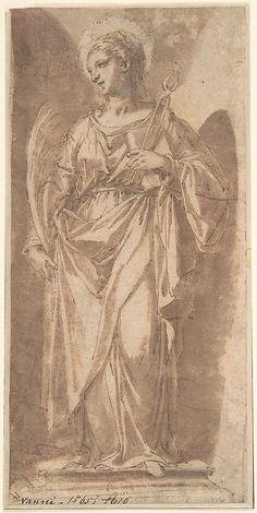 Saint Apollonia of Alexandria (italian, 17th Century)