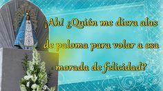¡Oh, Santísima Virgen María! ¡Coronada Reina de Luján! Dios me ha creado para la gloria eterna.