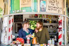 Giving back to the Community – Portraits of Käpylän Café – Helsinki, Finland –…