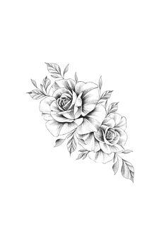 - Tatoeages - – Tatoeages Das schönste Bild für decorating ideas for the home , - Mini Tattoos, Rose Tattoos, Leg Tattoos, Flower Tattoos, Body Art Tattoos, Small Tattoos, Sleeve Tattoos, Tattos, Tattoo Roses