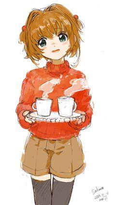 """""""Onni-chan, anh có thích uống trà không?"""""""