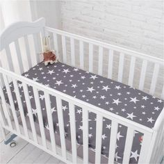 The Best 2pcs Set 3d Mesh Crib Bumpers Surround Childrens Bedding Kit Summer Breathable Bed Protector Removable Washable Bed Linen Making Things Convenient For The People Mother & Kids