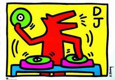keith haring | Il doodle di Keith Haring Vedi tutte le foto