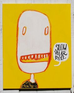 Slow Your Roll by theoldroadhog on Etsy, $120.00