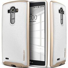 LG G4 Case, Caseology® [Envoy Series] Premium Leather Bumper Cover [Carbon Fiber White] [Leather Bound] for G4 - Carbon Fiber White, http://www.amazon.com/dp/B00W64DQV8/ref=cm_sw_r_pi_awdm_KxWPwb0J6D8JE