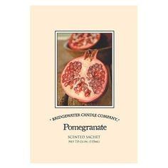 Bridgewater Candle Scented Sachet - Pomegranate